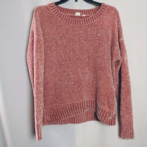 Gap Ultra Soft Dusty Rose Oversize Sweater Sz M